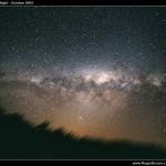 The Milky Way in Twilight