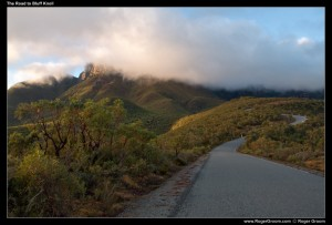 The Road to Bluff Knoll