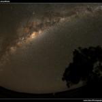 The Milky Way Overhead