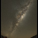 Milky Way Eastern Portrait