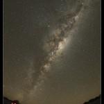 Milky Way Eastern Portrait