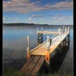 Jetty on Wilson Inlet