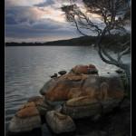Post-Sunset Wilson Inlet