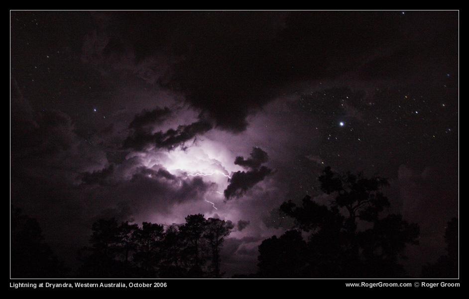Stars & Lightning 2006