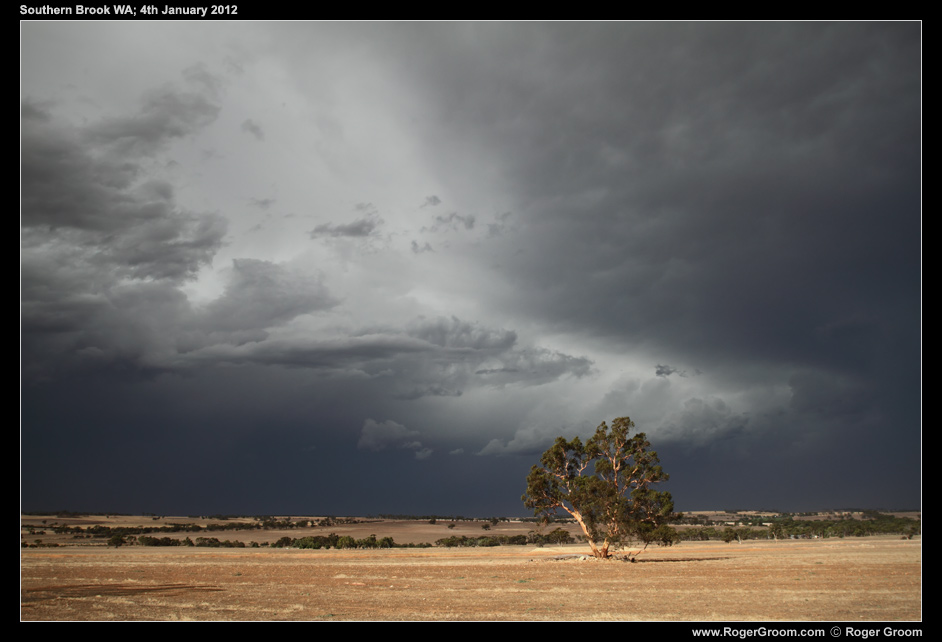 Wheatbelt Lightning and Storms