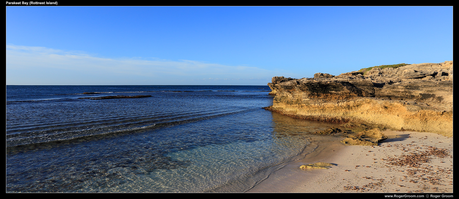 Little Parakeet Bay, Rottnest Island