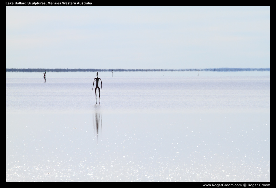 Lake Ballard White Wonderland