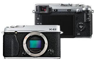 Fuji X-E2 Camera