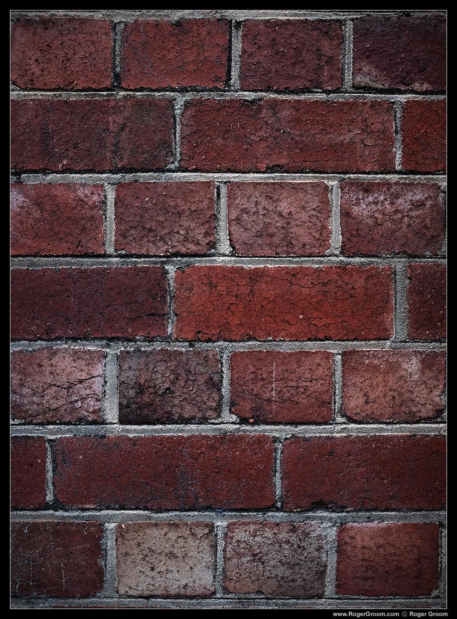 Midland Railway Workshops historic brickwork.